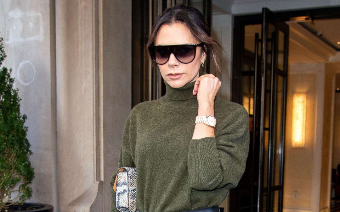 Steal Her Style: How to Dress Like Victoria Beckham