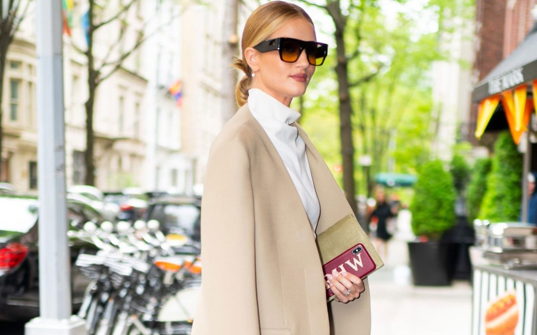 Steal Her Style: How to Dress Like Rosie Huntington Whiteley