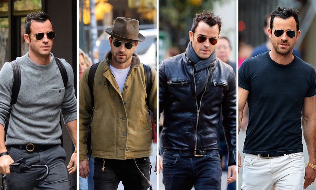 Steal His Style: How to Dress Like Justin Theroux