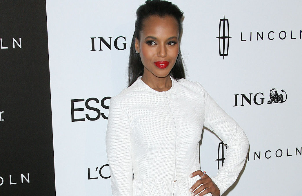 Steal Her Style:  How to Dress Like Kerry Washington