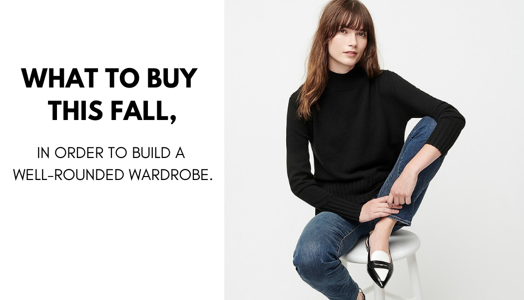 10 Essential Items to Add to Your Wardrobe for Fall
