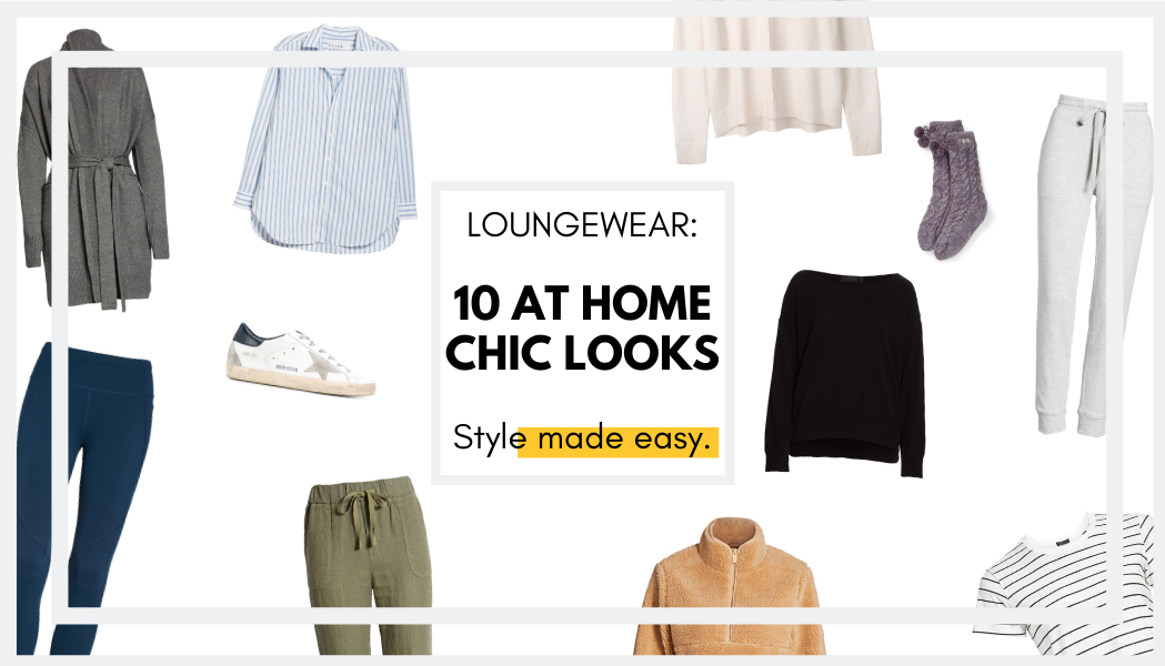 Work From Home Style: Elevated Loungewear