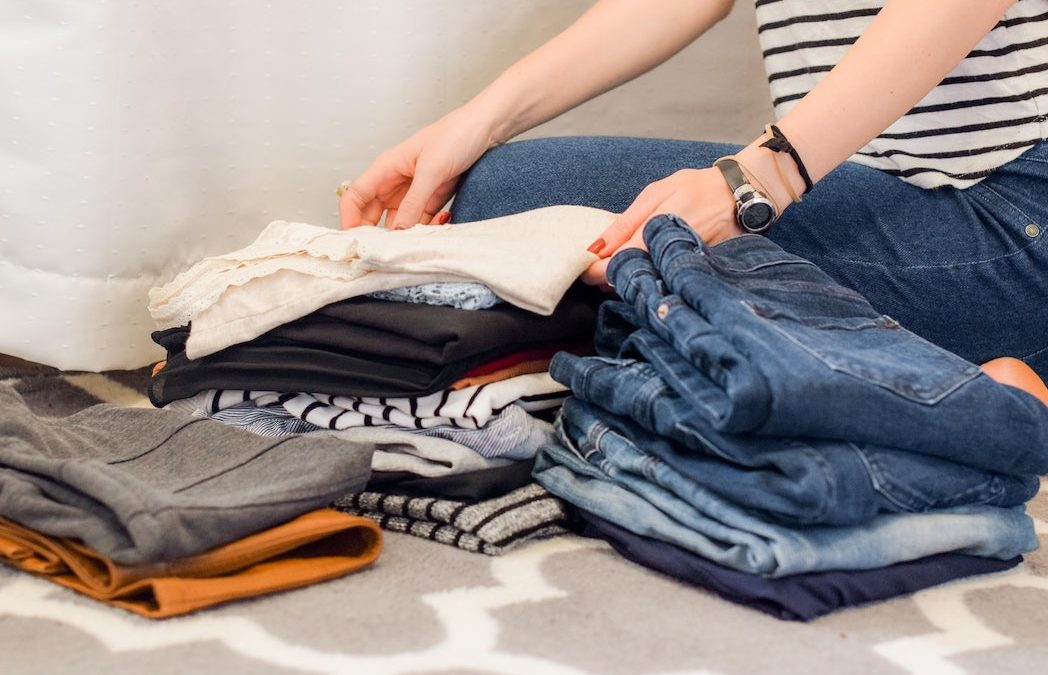 Quarantine To Do List: An Easy Guide to Organizing Your Wardrobe