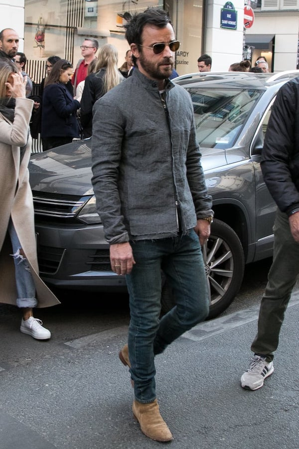 justin-theroux-casual-style-chelsea-boots