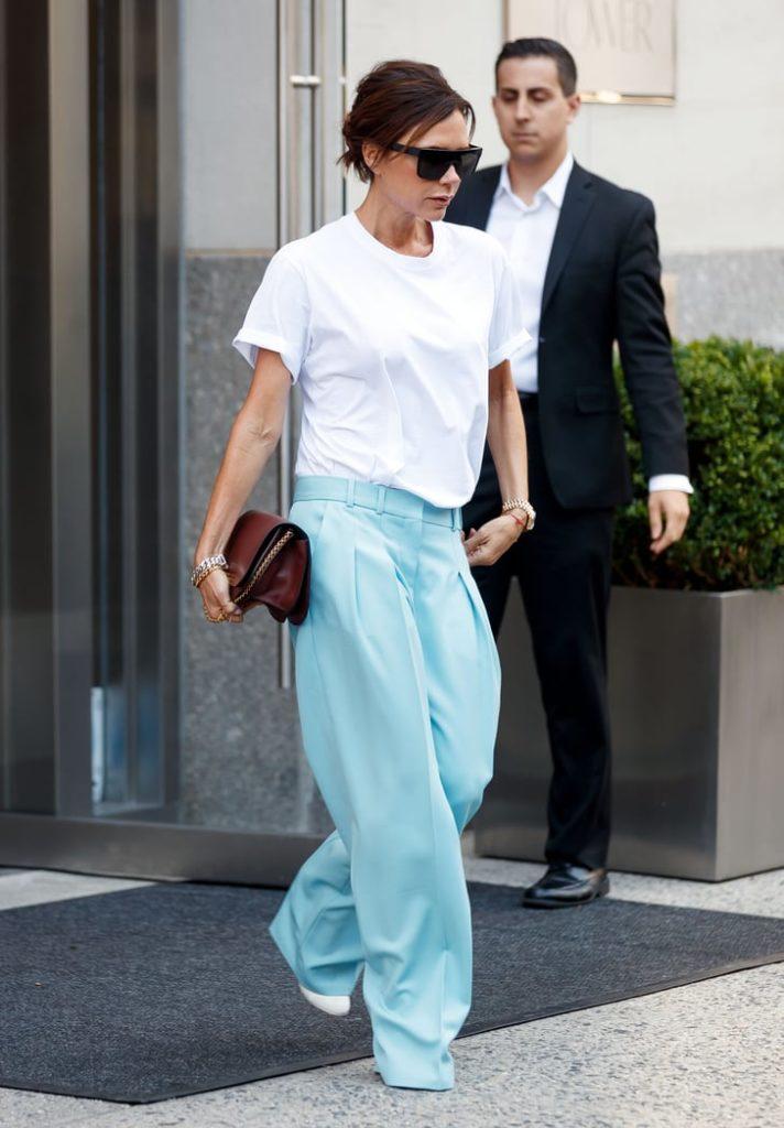 Victoria-Beckham-Blue-Pants
