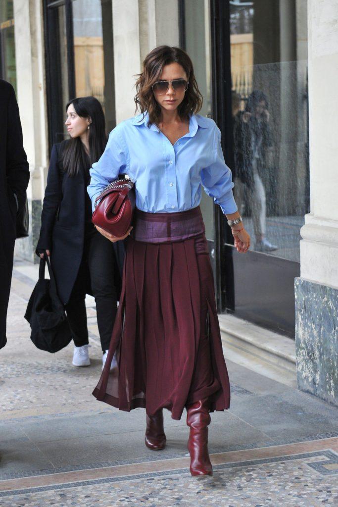 Victoria-Beckham-Style-skirt
